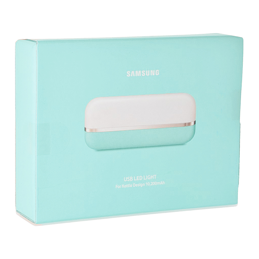 Oryginalna lampka Samsung USB LED Light for Kettle Design 10,200mAh.