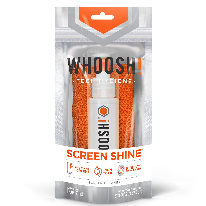 Whoosh! Screen Shine
