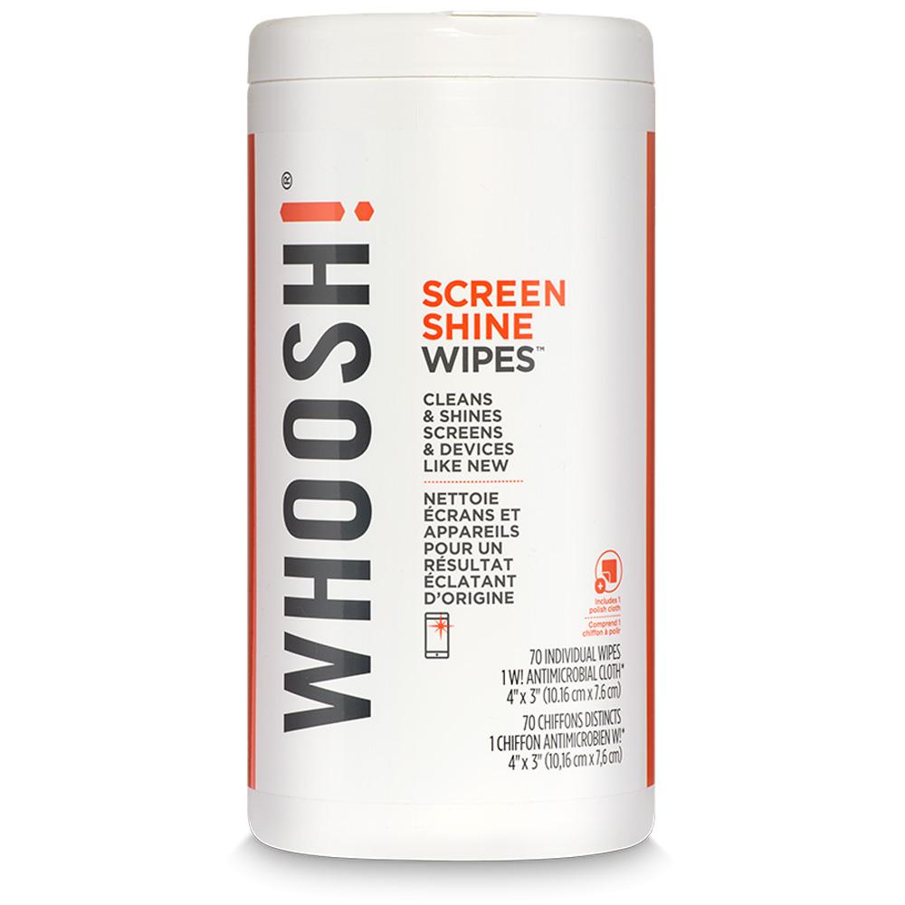 Whoosh! Screen Shine Wipes