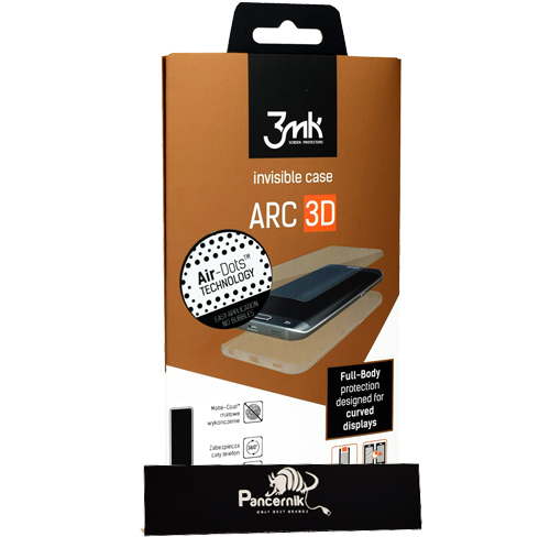 3mk Arc 3D matte-coat galaxy S8+