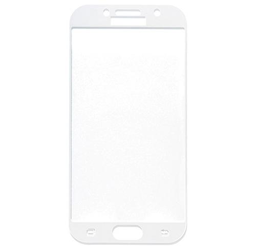 Szkło Hartowane MyScreen FullCover Glass Galaxy A3 2017 na cały ekran, białe