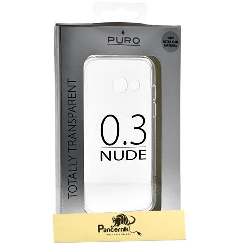 Puro Nude Galaxy A3 2017 przezroczyste