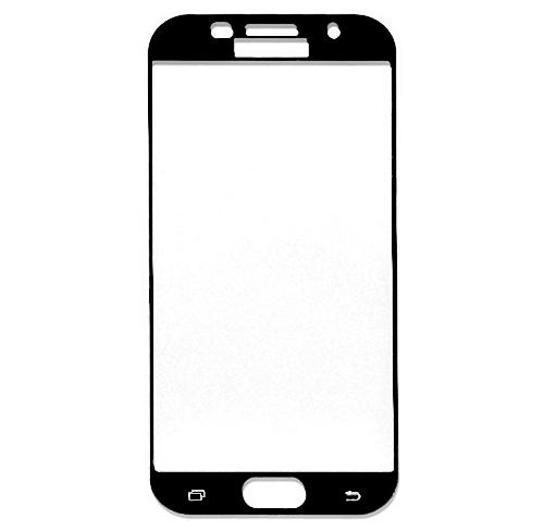 Szkło Hartowane MyScreen FullCover Glass Galaxy A5 2017 na cały ekran, złote