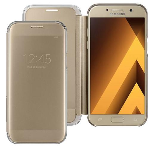 etui Samsung Clear View Cover Galaxy A5 2017