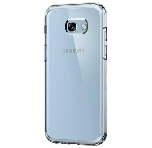 Etui Spigen ultra hybrid Galaxy A5 2017 przezrpczyste, crystal clear