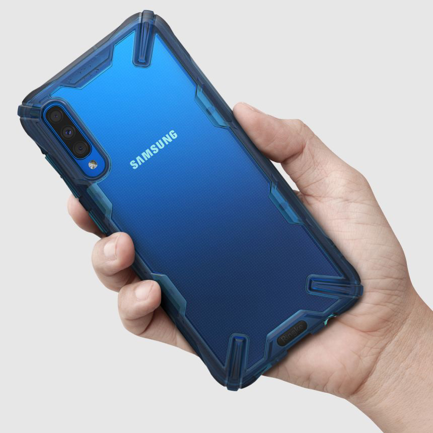 Etui Rearth Ringke Fusion X do Galaxy A50