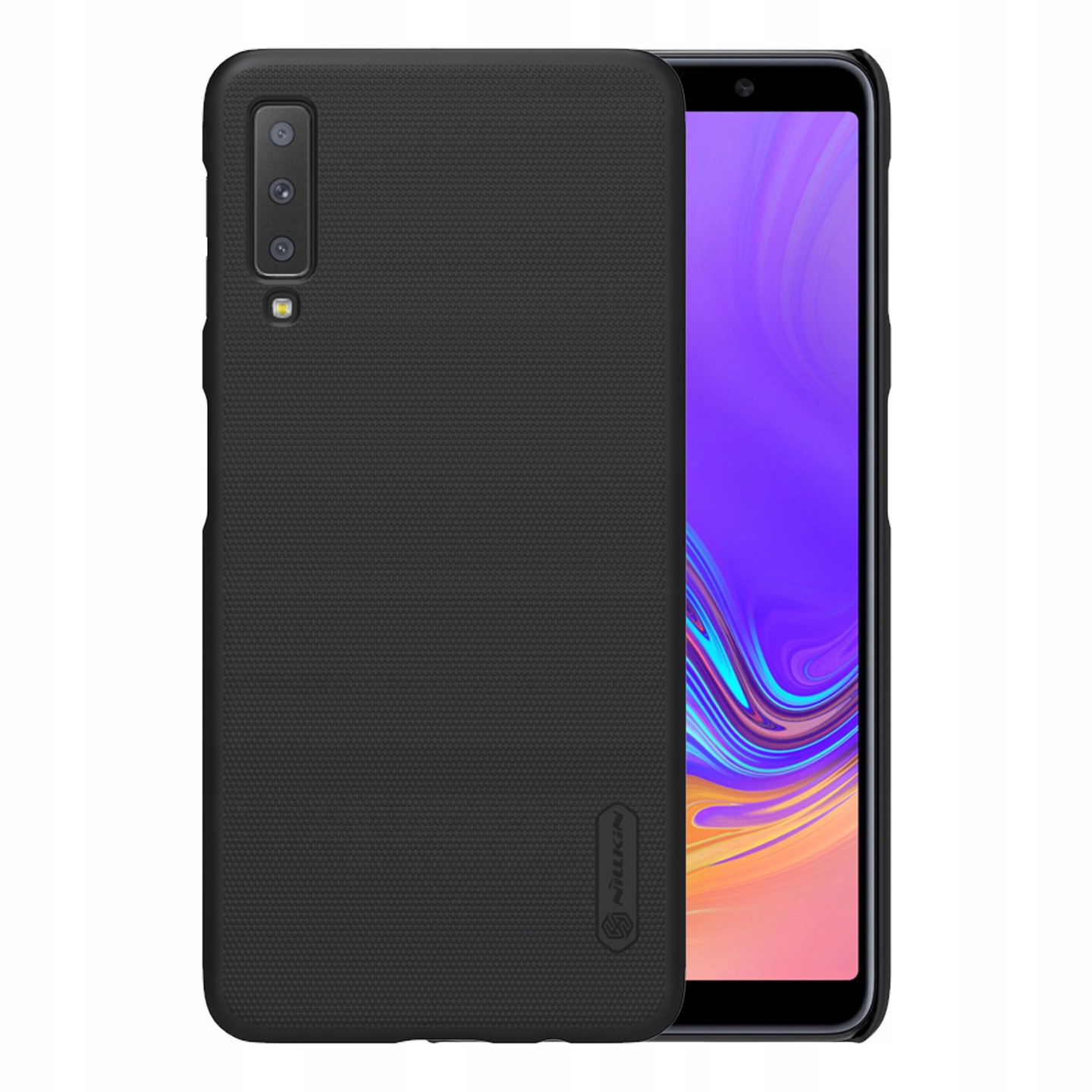 Etui Nillkin Frosted Shield do Galaxy A7 2018