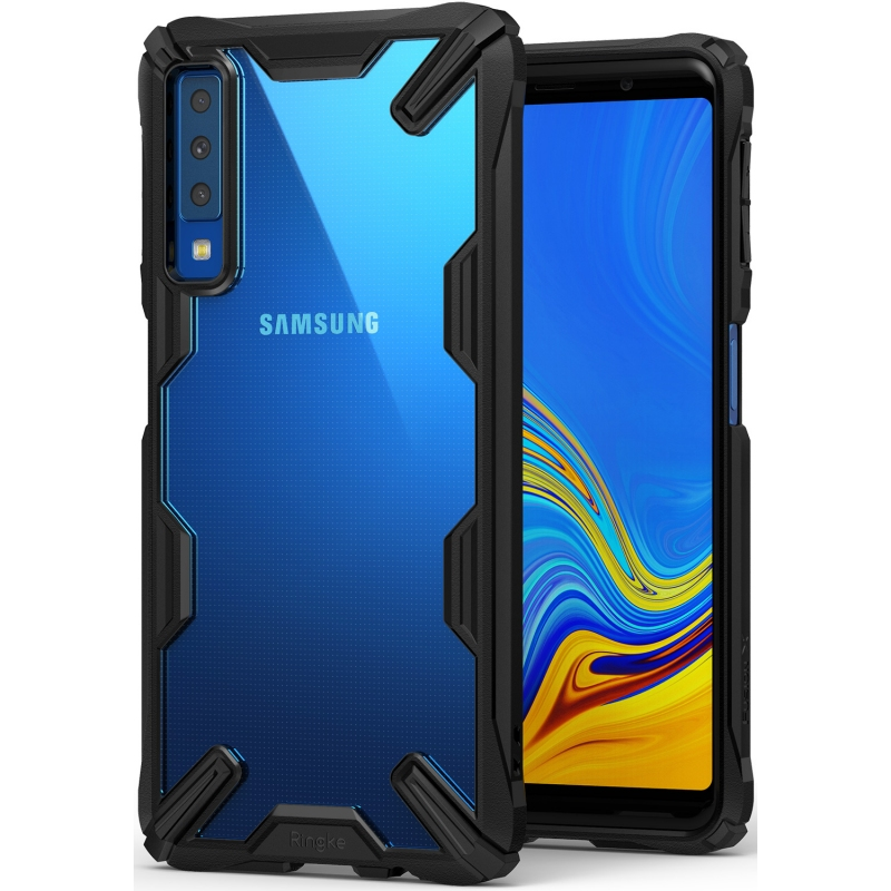 Etui Rearth Ringke Fusion X do Galaxy A7 2018