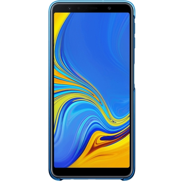 Etui Samsung Garadation Cover do Galaxy A7 2018