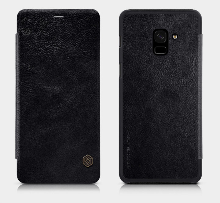 Etui Nillkin QIN Leather Case do Galaxy A8 2018