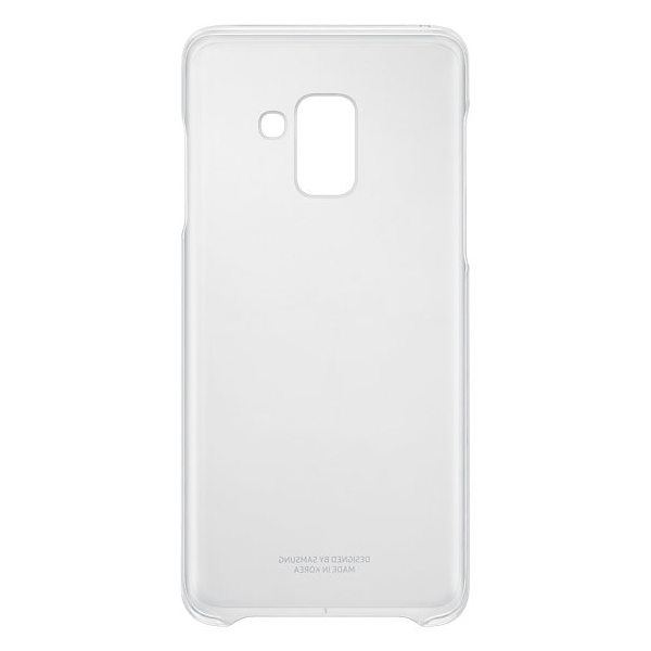 Etui Samsung Clear Cover do Galaxy A8 2018 caseC