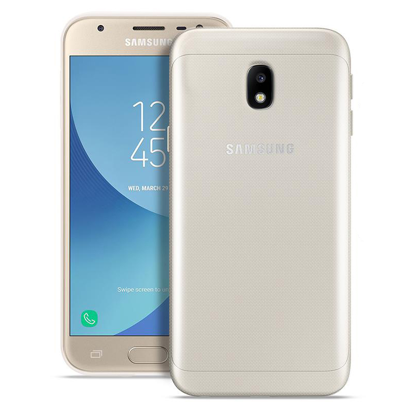 Etui Puro Nude 0.3 do Galaxy J3 2017 caseB