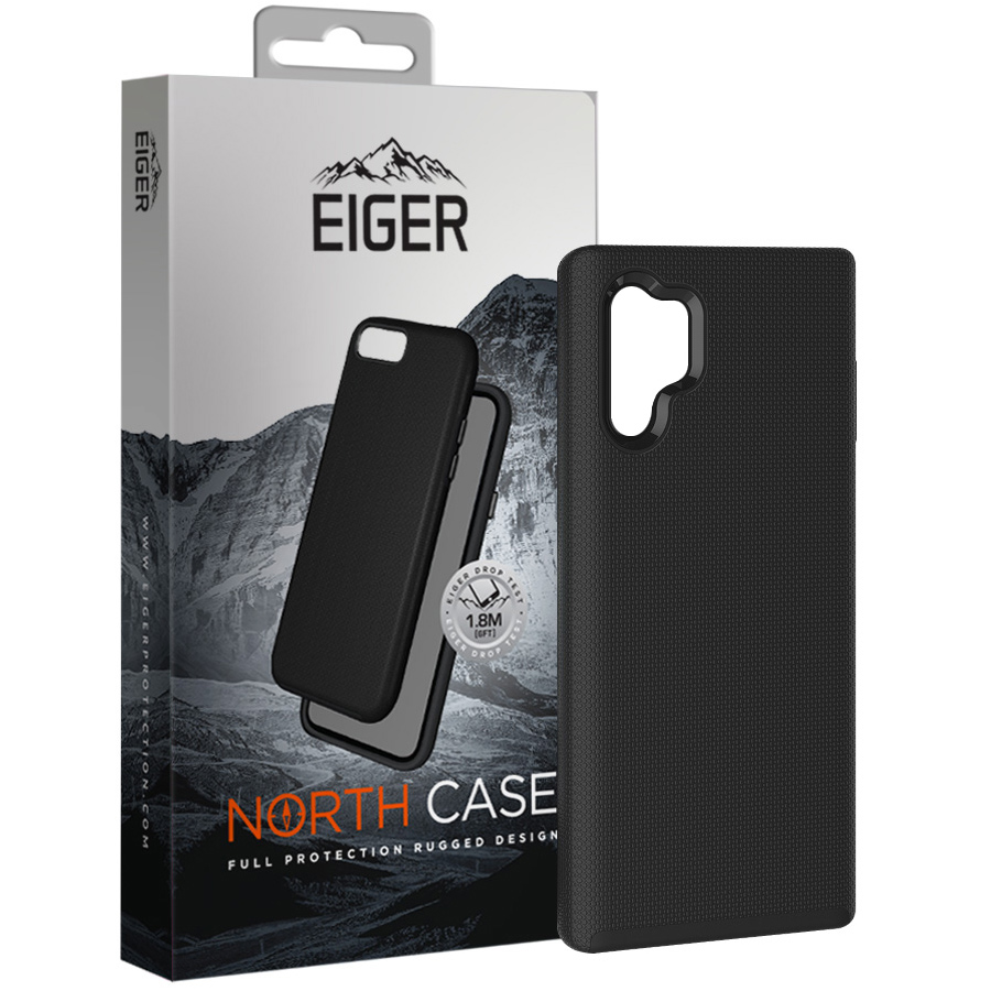 Oryginalne etui North Case od marki Eiger dla Galaxy Note 10 Plus