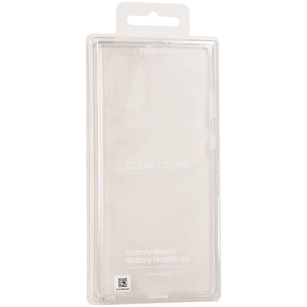 Etui Samsung Clear Cover do Galaxy Note 10 Plus