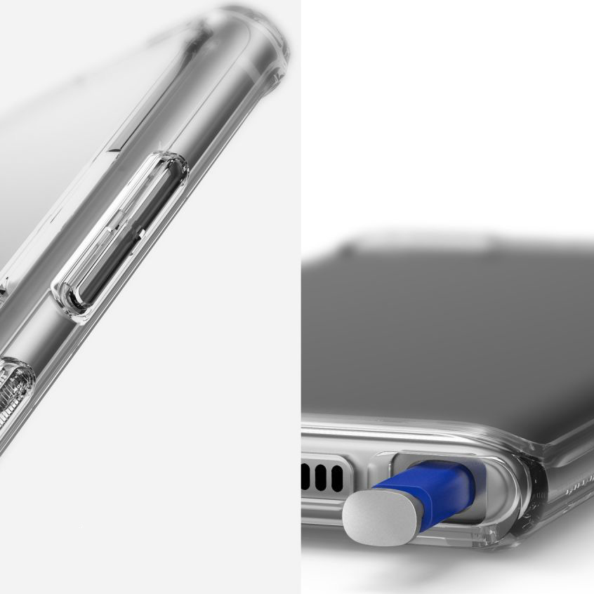 Etui Rearth Ringke Fusion do Samsung Galaxy  Note 10