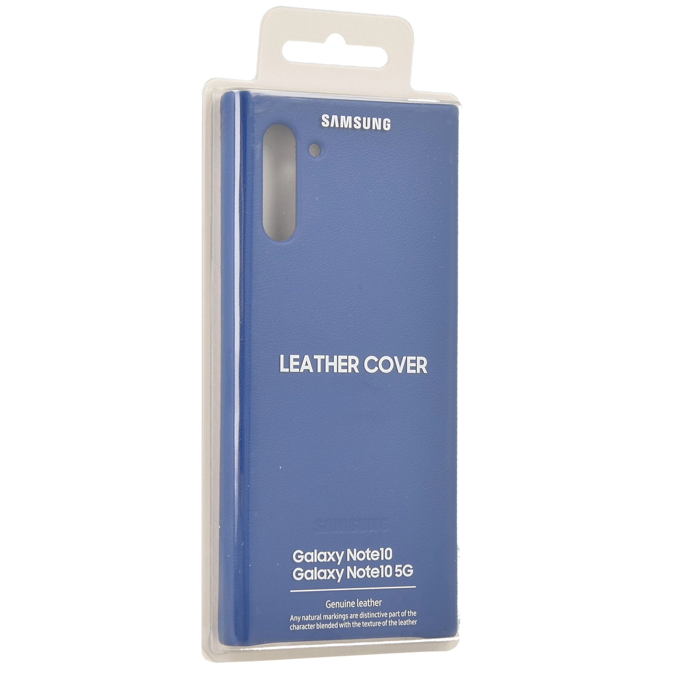 Etui Samsung Leather Cover dla Galaxy Note 10