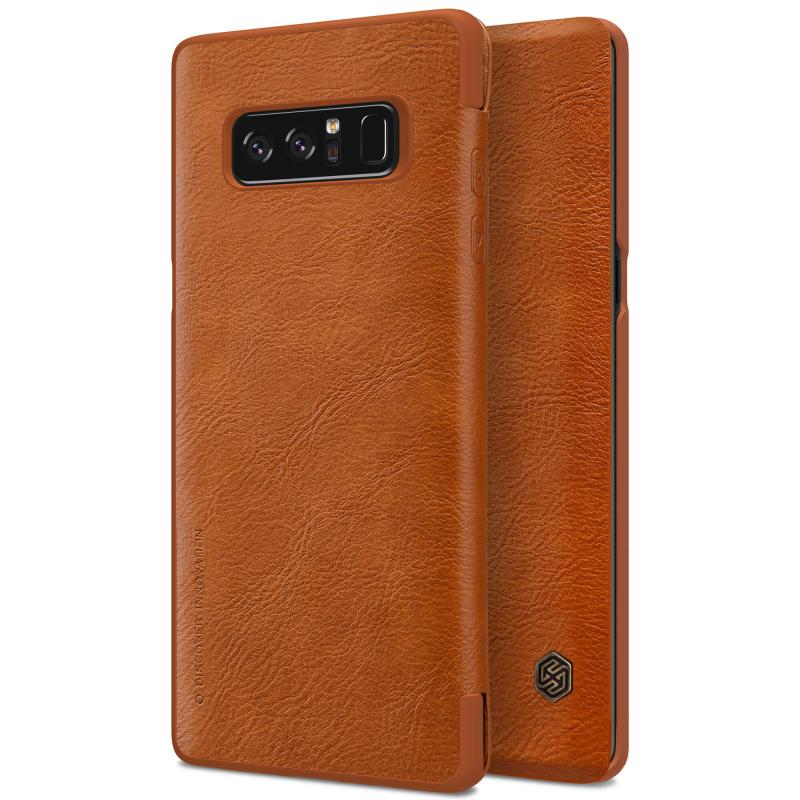 Etui Nillkin QIN Leather Case do Galaxy Note 8