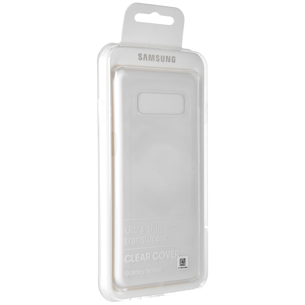 Etui Samsung Clear Cover do Galaxy Note 8 caseA
