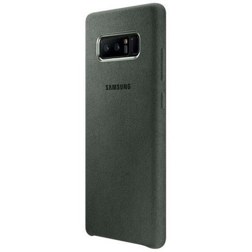 Etui Samsung Alcantara Cover do Galaxy Note 8, Khaki. .