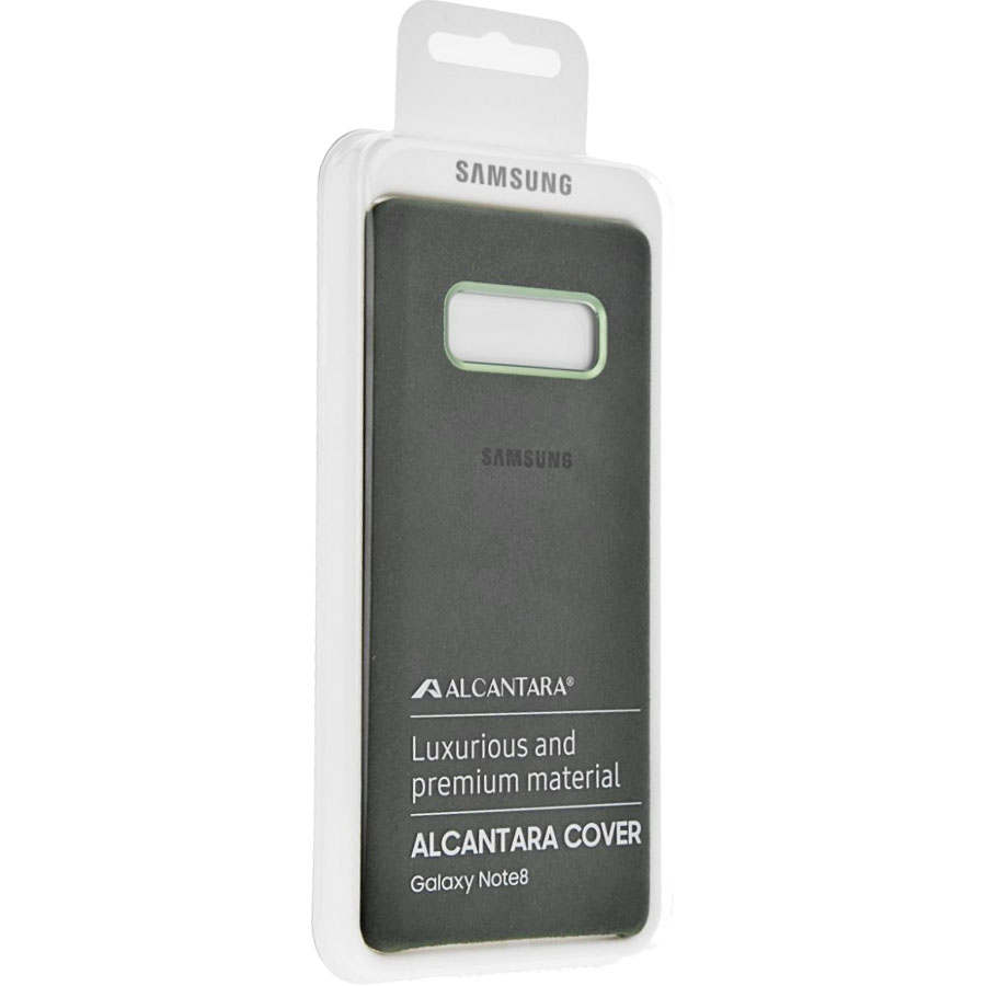 Etui Samsung Alcantara Cover do Galaxy Note 8, Khaki. ..