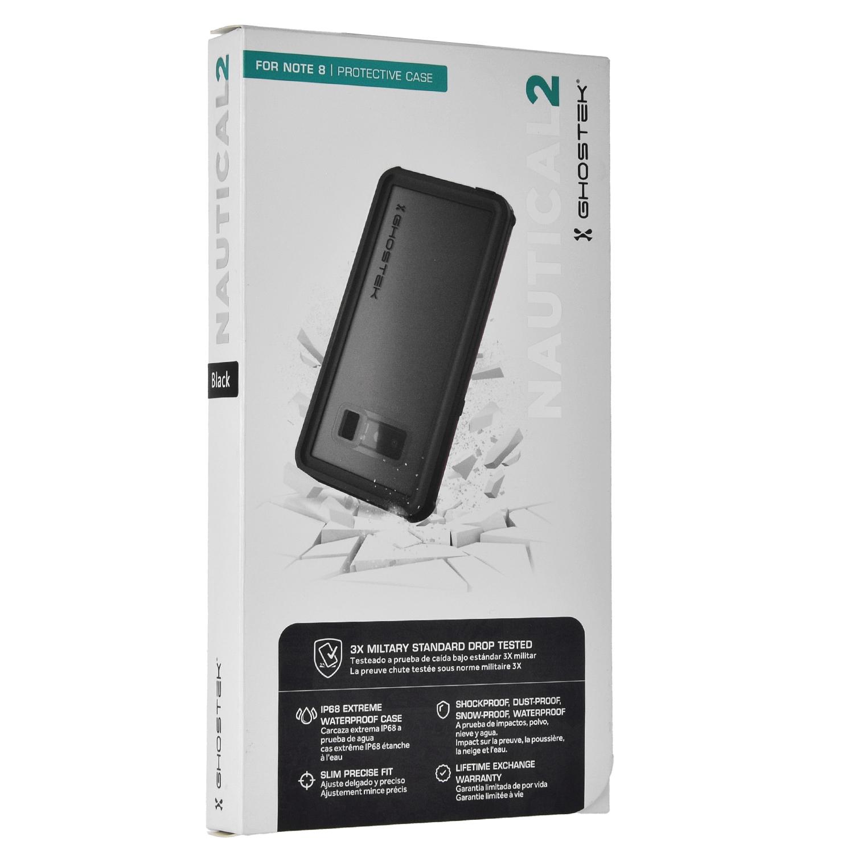 sale retailer 4cbc9 8bda7 Wodoszczelne etui Ghostek Nautical2 Galaxy Note 8, czarne