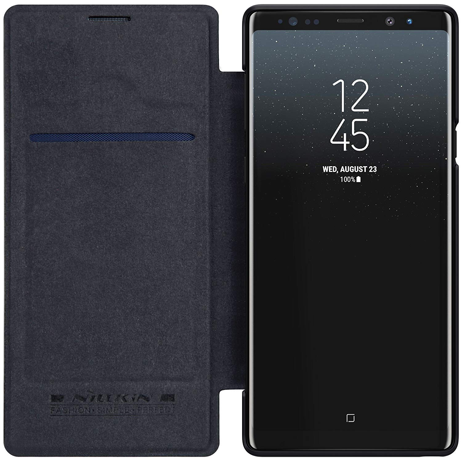 Etui Nillkin QIN Leather Case do Galaxy Note 9