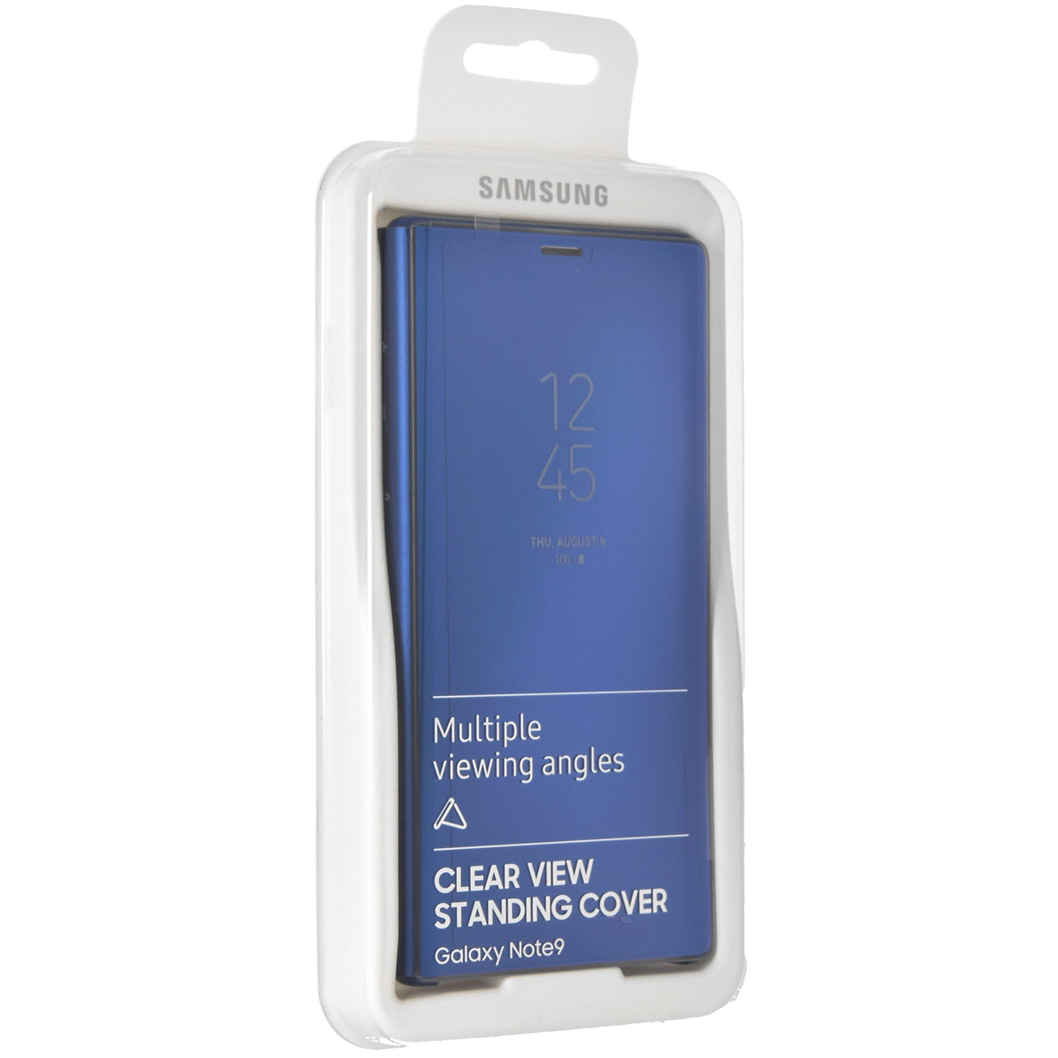 Etui z klapka funkcyjną Samsung Clear View Standing Cover do Galaxy Note 9