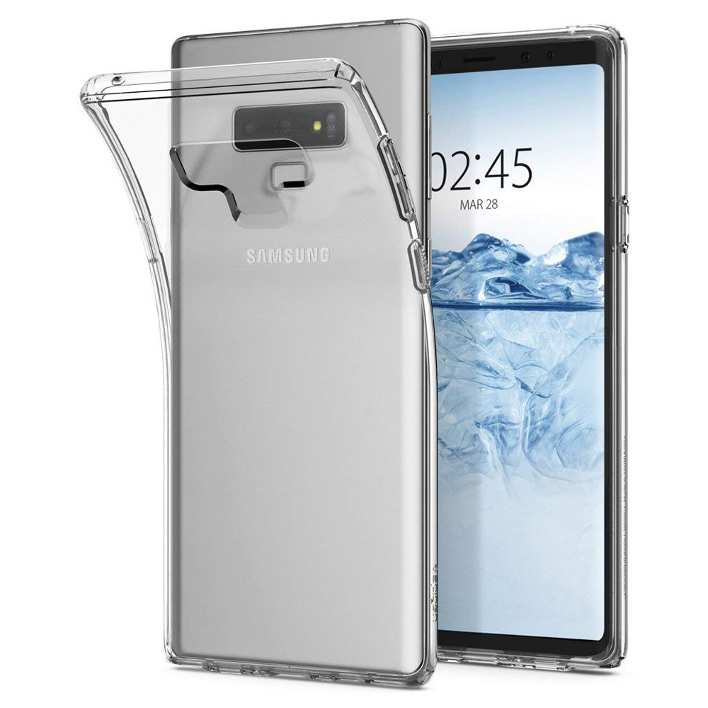 Etui Spigen Liquid Crystal dla Galaxy Note 9
