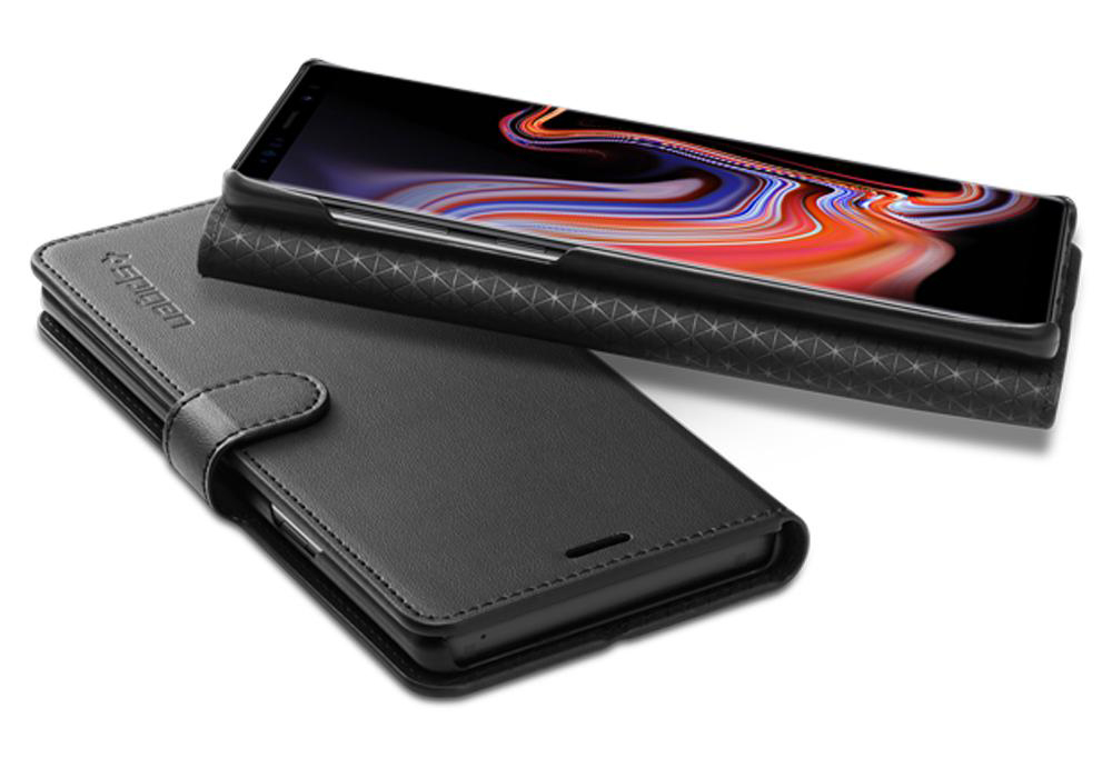 Etui Spigen Wallet S dla Galaxy Note 9