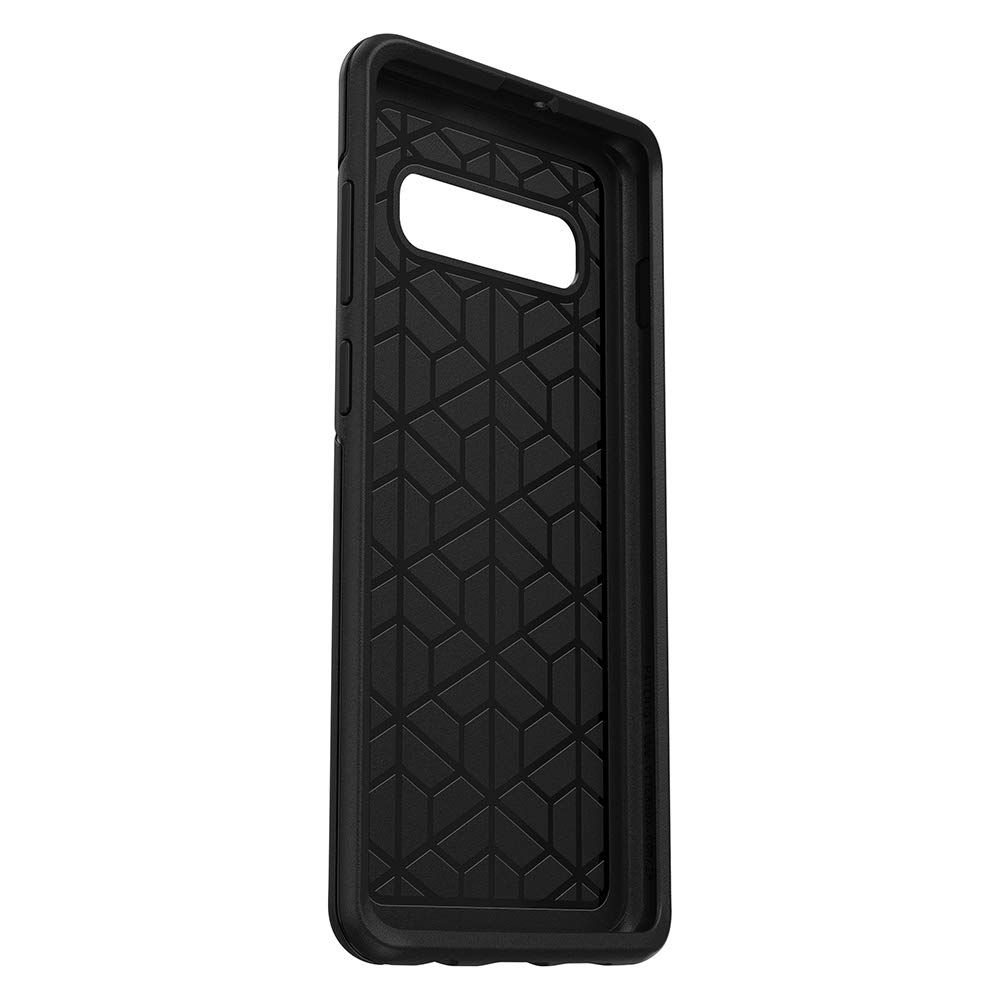 Etui pancerne OtterBox Symmetry Series do Galaxy S10 Plus, czarne.