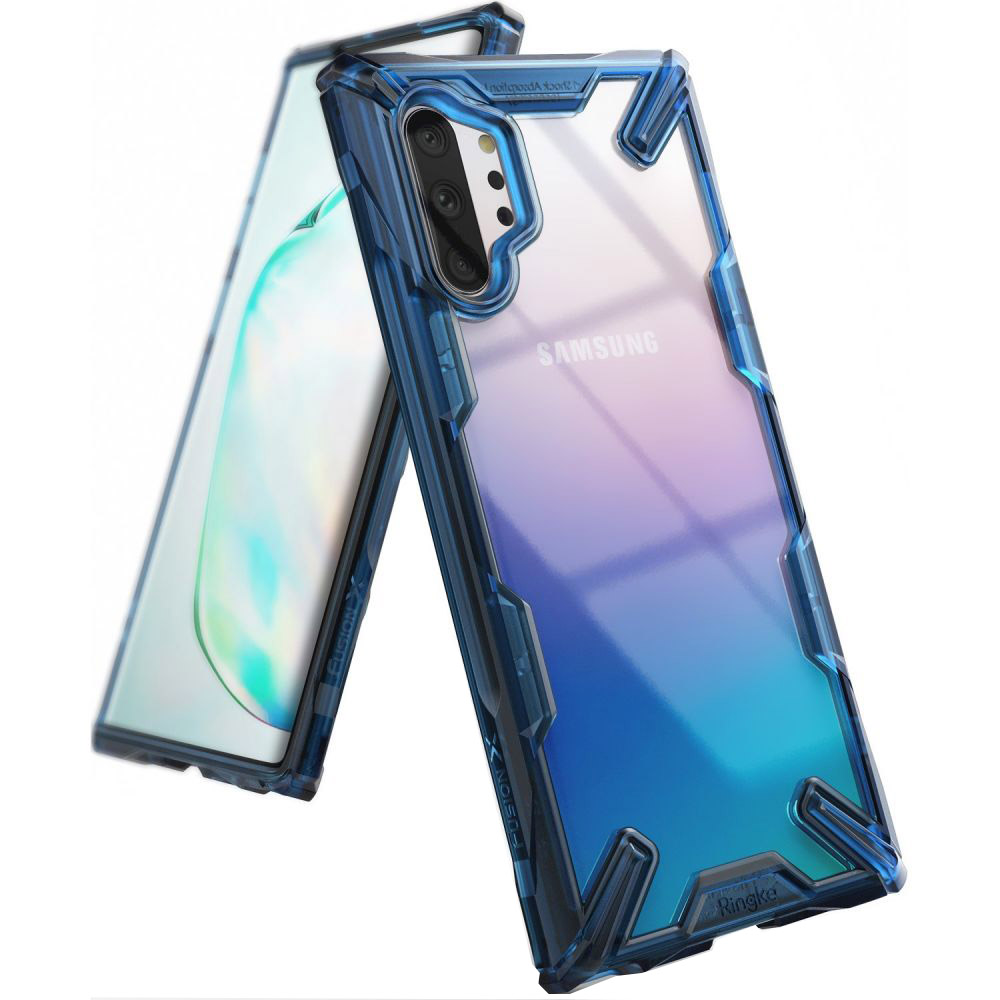 Etui Rearth Ringke Fusion X do Galaxy Note 10 Plus