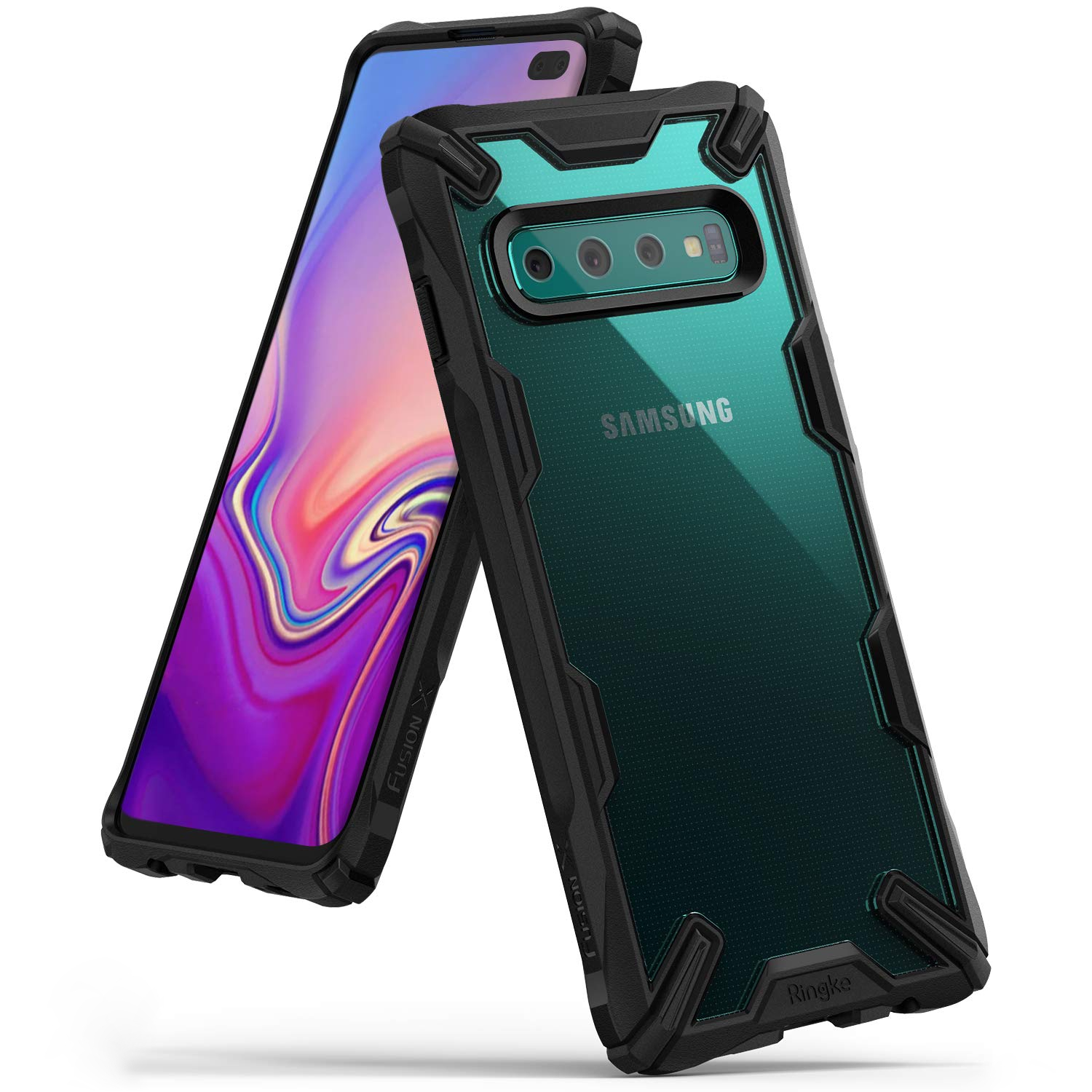 Etui Rearth Ringke Fusion X do Galaxy S10 Plus