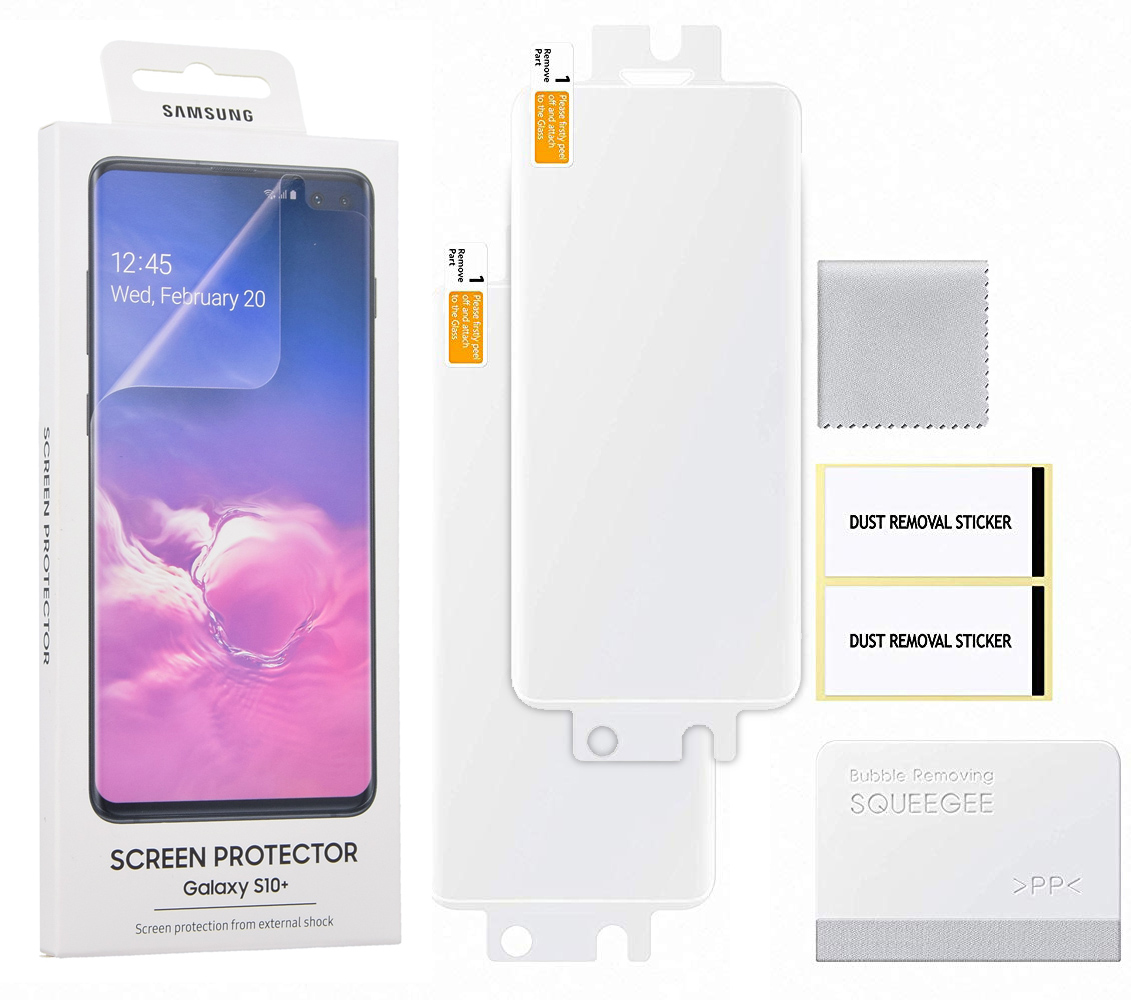 Folia Samsung Screen Protector dla Galaxy S10 Plus