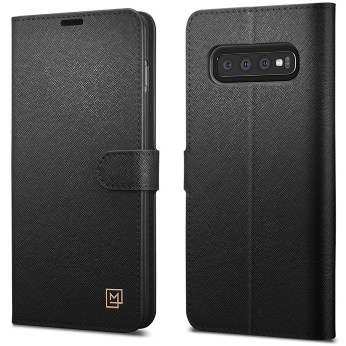 Etui Spigen La Manon Wallet dla Galaxy S10 Plus