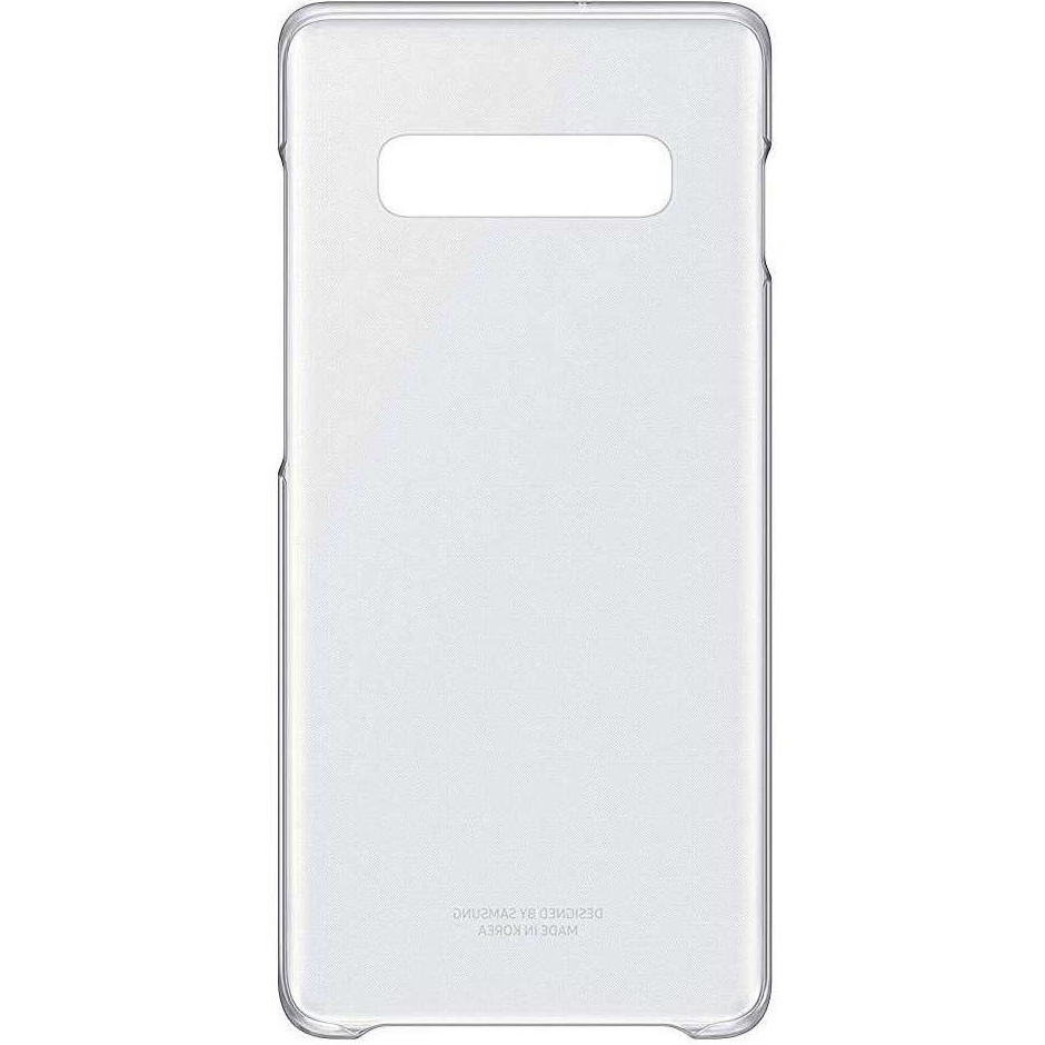 Etui Samsung Clear Cover do Galaxy S10 Plus