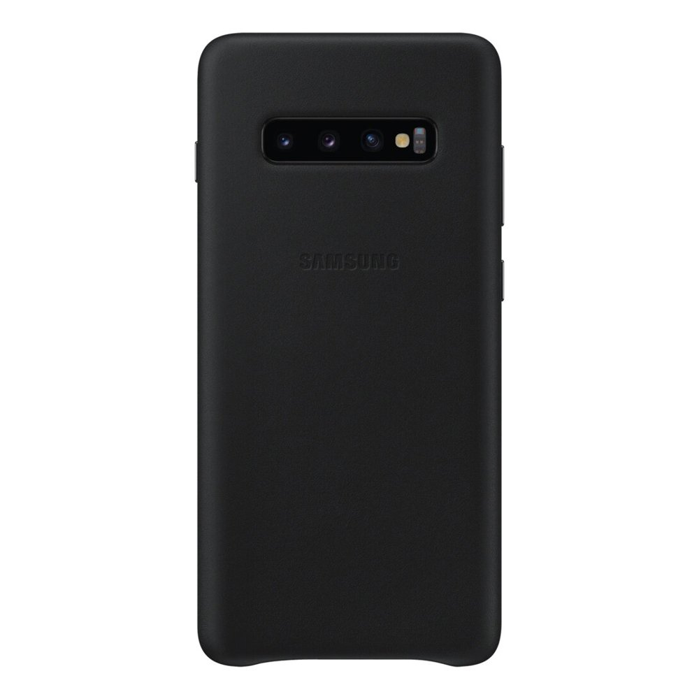 Etui Samsung Leather Cover dla Galaxy S10 Plus