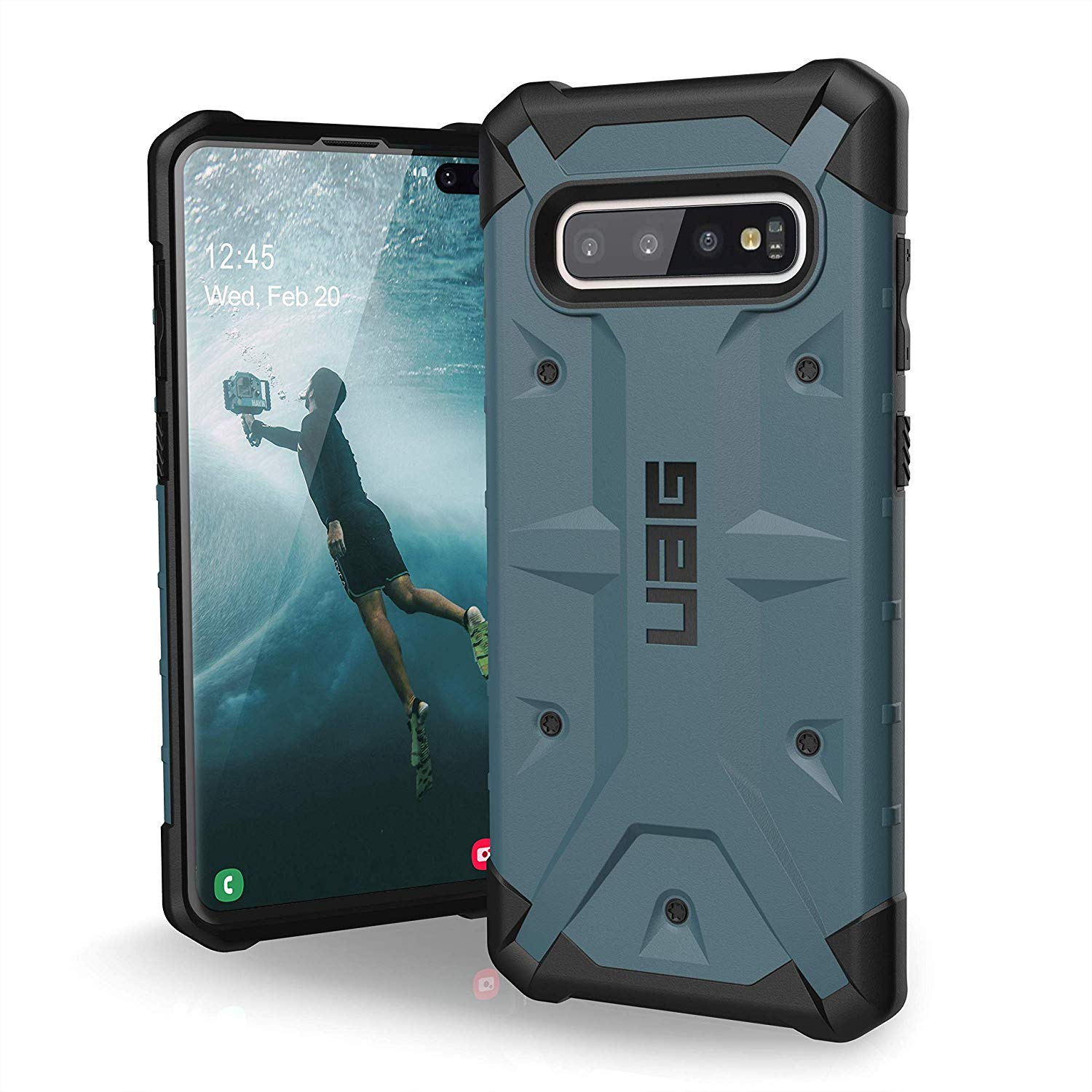 Etui Urban Armor Gear Pathfinder dla Galaxy S10 Plus