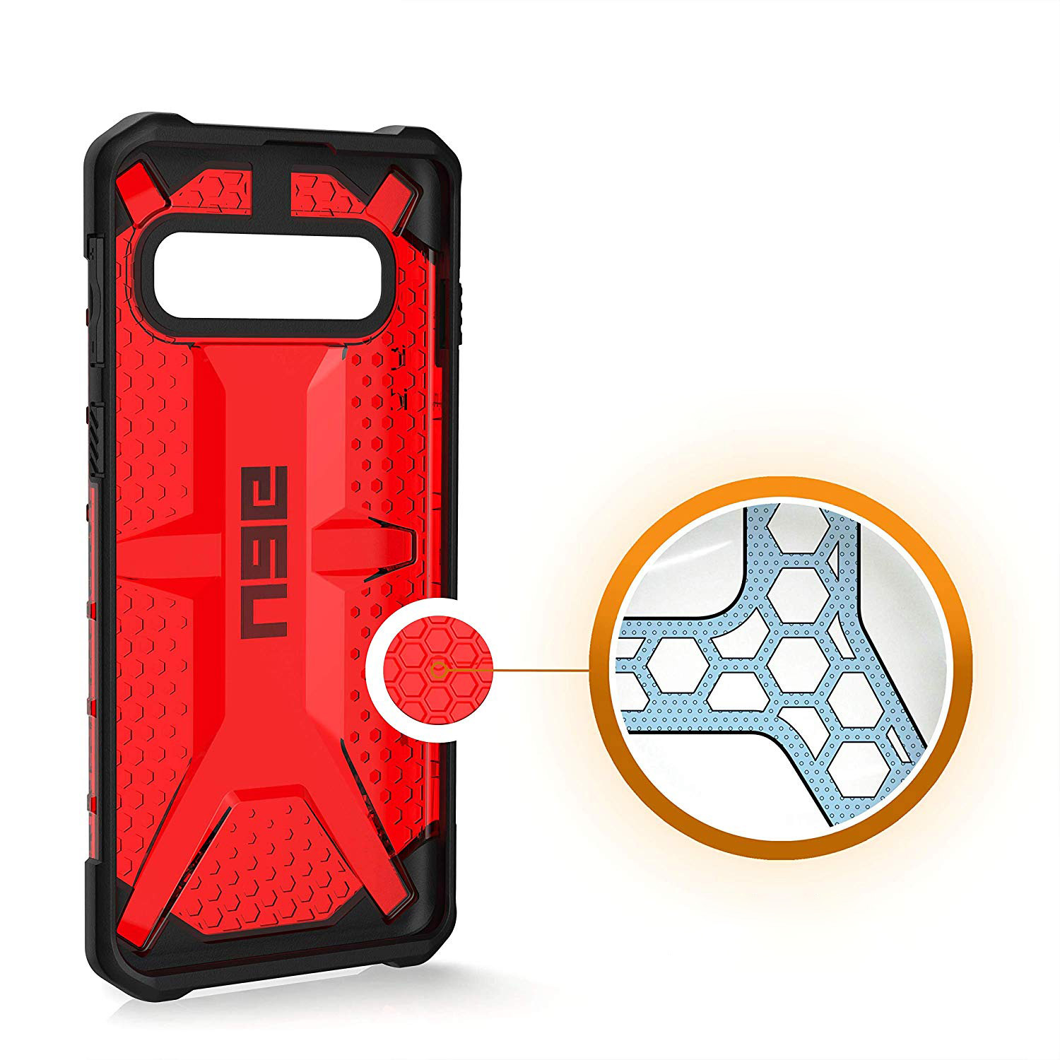 Etui Urban Armor Gear Plasma dla Galaxy S10 Plus