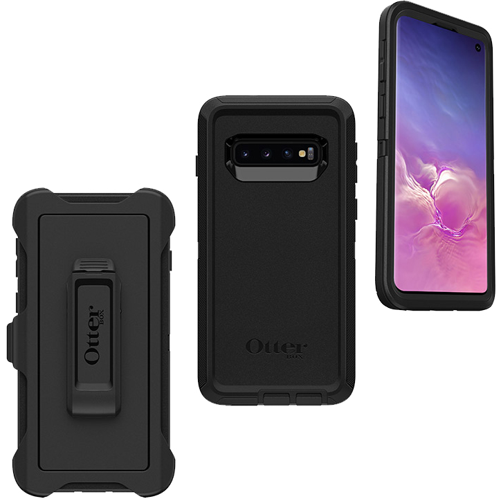 Etui pancerne OtterBox Defender Series do Galaxy S10
