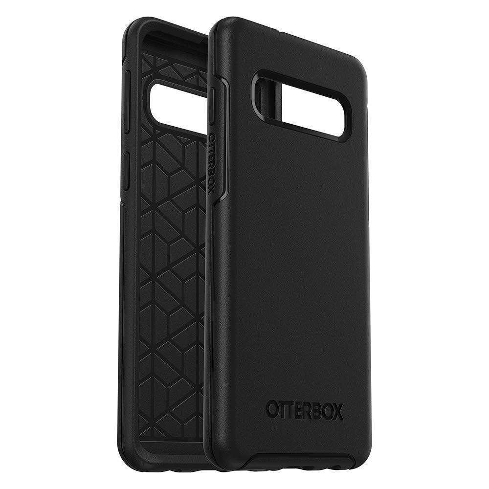 Etui pancerne OtterBox Symmetry Series do Galaxy S10, czarne.