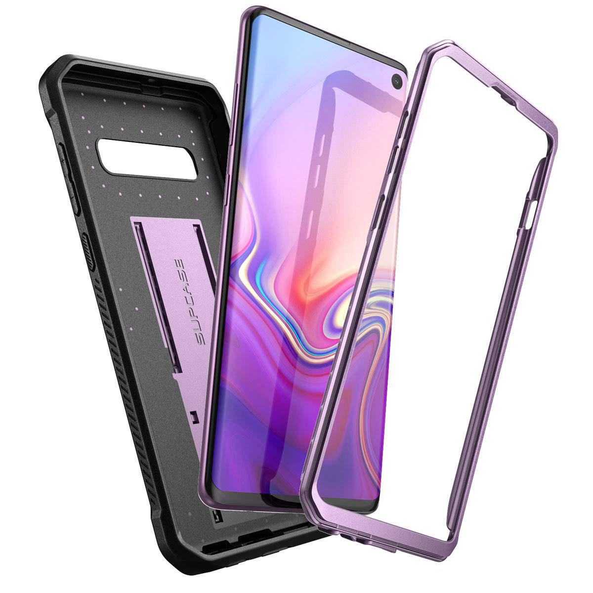 Etui pancerne Supcase Unicorn Beetle Pro do Galaxy S10