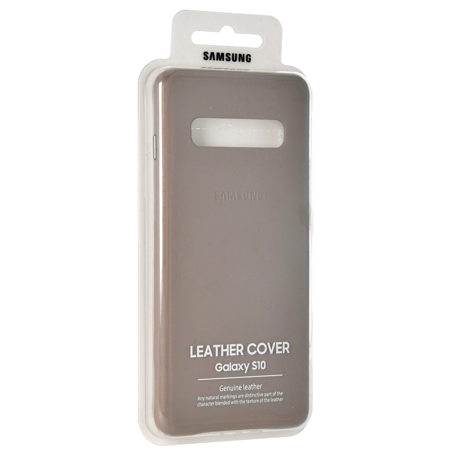 Etui Samsung Leather Cover dla Galaxy S10