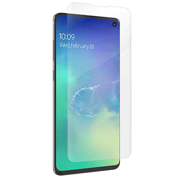Folia ochronna na cały ekran Zagg InvisibleShield Ultra Clear Galaxy S10