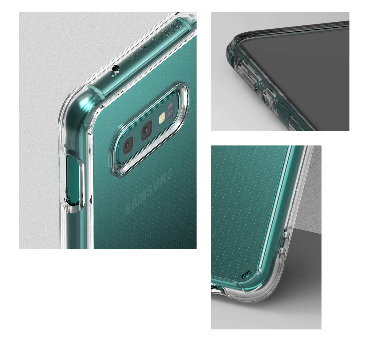 Etui Rearth Ringke Fusion do Samsung Galaxy S10e
