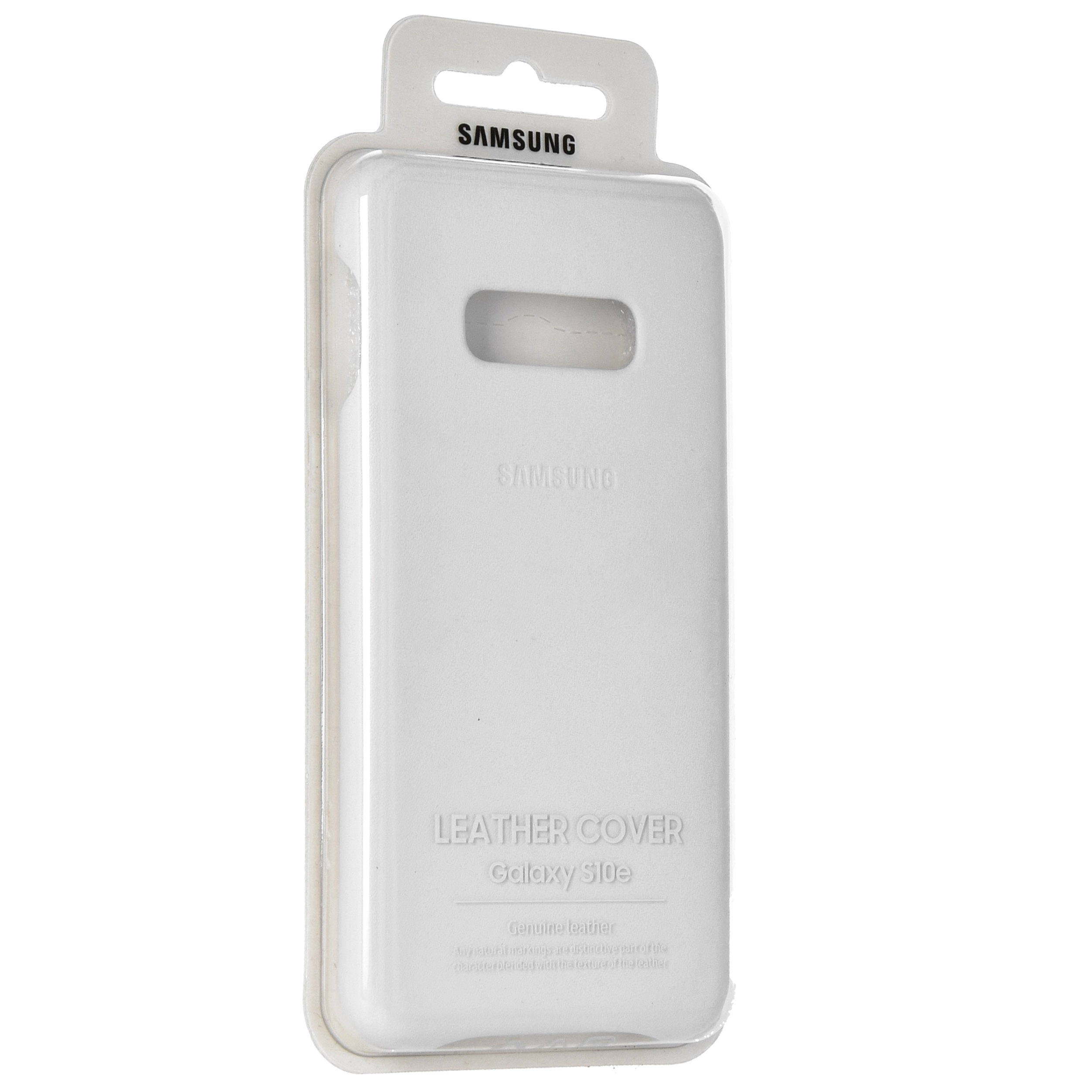 Etui Samsung Leather Cover dla Galaxy S10e