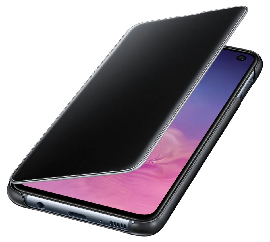 Etui z klapka funkcyjną Samsung Clear View Cover do Galaxy S10e