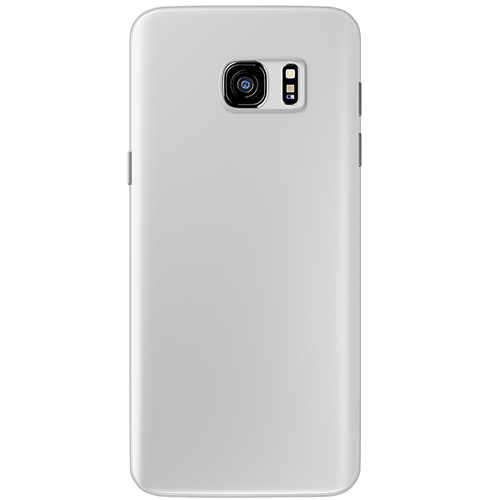 Cienkie etui 3mk NaturalCase 0,3mm do Samsung Galaxy S7 Edge, transparentne białe (White).