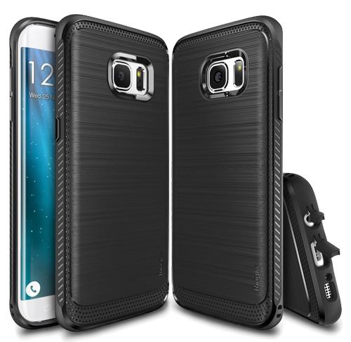 Etui Ringke onyx Samsung Galaxy s7 edge black