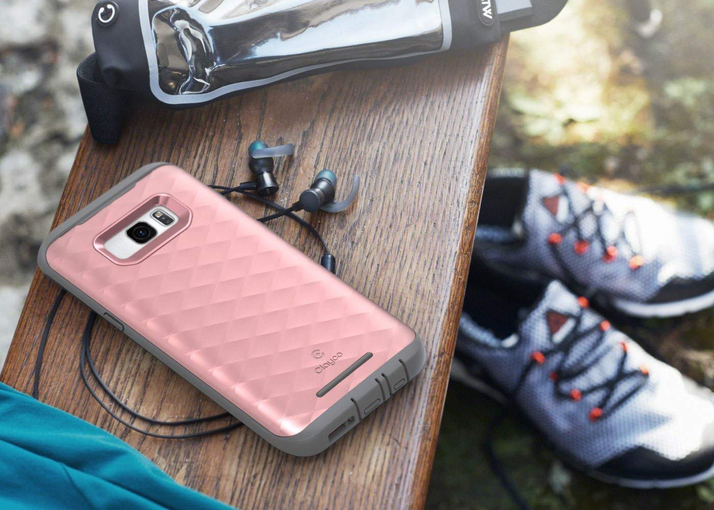 Etui pancerne Supcase Clayco Hera do Galaxy S7 Edge