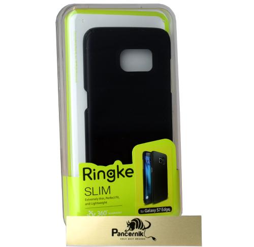 Etui Ringke Slim Samsung Galaxy S7 Edge czarne